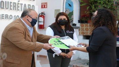 Entregan Sello Safe Travels a cinco hoteles de Bernal, Pueblo Mágico