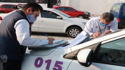 Aplica el IQT 600 infracciones por incumplimiento de medidas sanitarias
