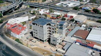 Al 60% construcción del Centro de Evaluación y Control de Confianza en Querétaro