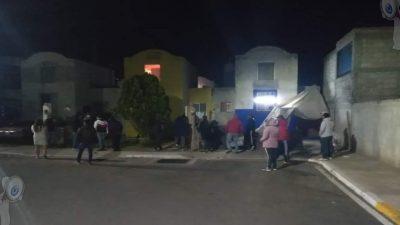 Vecinos detienen a supuesto ladrón en colonia de SJR