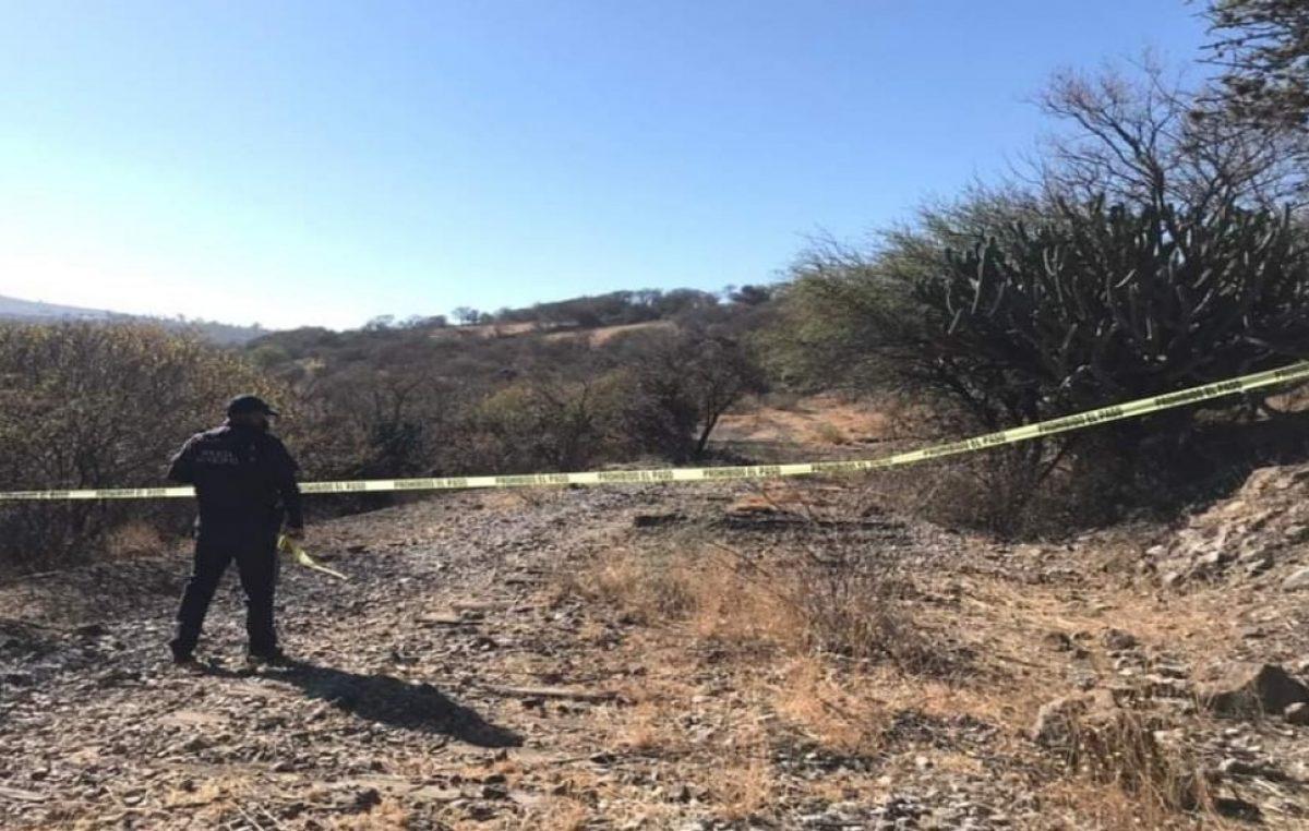 Se suicida masculino en Rancho de Enmedio, SJR
