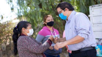 Realizarán pruebas de Antígeno para detección del COVID-19 gobierno sanjuanense
