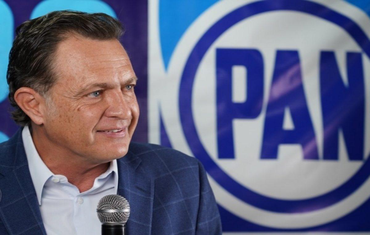 Designa PAN a Mauricio Kuri como aspirante a candidato por la gubernatura de Querétaro