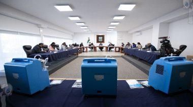 Aprueba Ayuntamiento programa de préstamo de concentradores de oxígeno