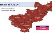 Querétaro con 57 mil 601 casos de COVID-19 y tres mil 873 defunciones