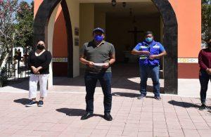 Invertirán 2 mdp para rehabilitación de Panteón Municipal en Escobedo