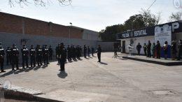 Reconocen labor policiaca de Pedro Escobedo