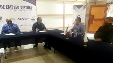 Acuerdan CANACO y SSPM de San Juan del Río trabajo en conjunto