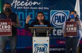 Gobierno de MORENA da cero vacunas y cero apoyo para San Juan del Río