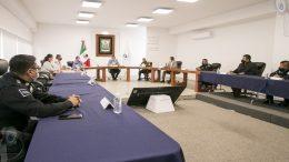 San Juan del Río anfitrión de Mesa de Seguridad Regional