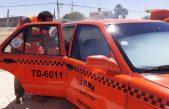 Sanitizan Unidades del Servicio Público en Pedro Escobedo