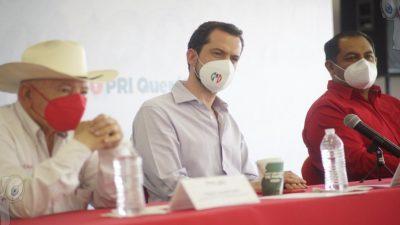 Denuncia PRI Querétaro compra de votos en Amealco