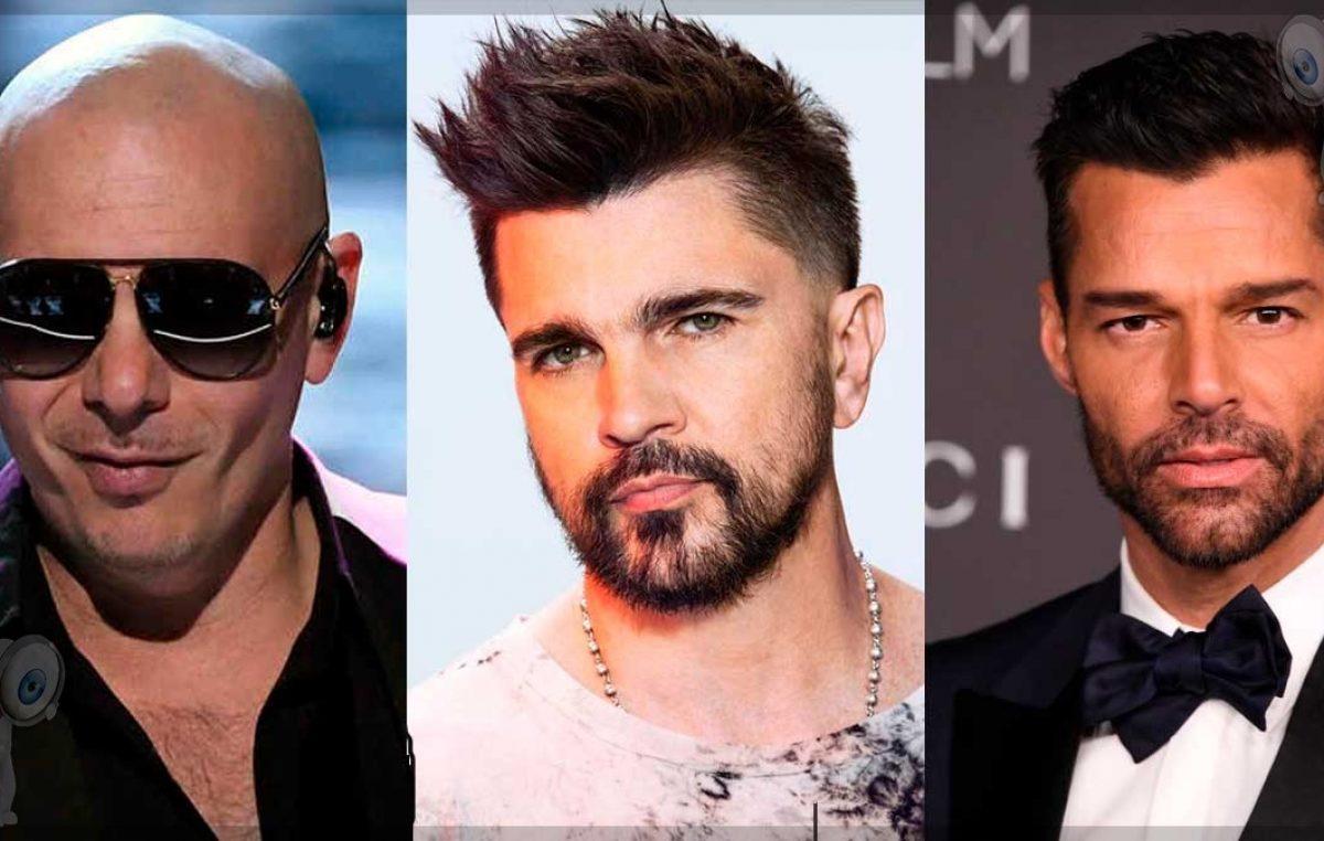 Ricky Martin, Juanes y Pitbull actuarán en los Latin American Music Awards