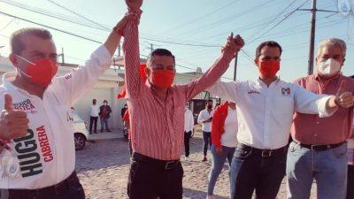 Llegó la hora de terminar con gobiernos corruptos y deshonestos: Gustavo Nieto Chávez
