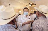 Busquemos la soberanía alimentaria en Querétaro: Mauricio Kuri