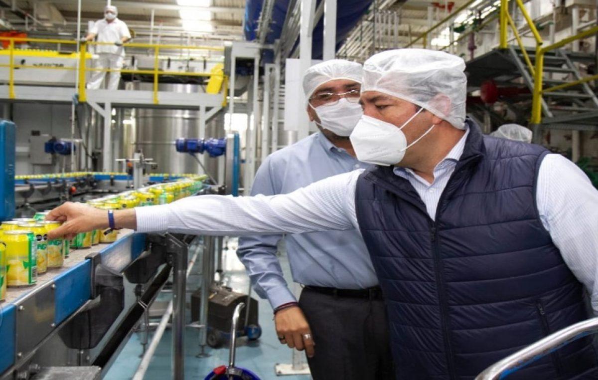 Cooperativa Pascual una empresa de orgullo sanjuanense: Roberto Cabrera