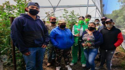 Presenta Katia Reséndiz Programa de Atención de Menores de Madres Trabajadores