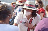 Garantizaré médicos y abasto de medicinas en todo el estado: Abigail Arredondo