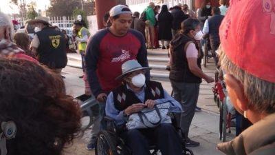 Avanza jornada de vacunación COVID-19 en San Juan del Río