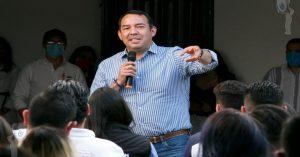 Servir a San Juan es mi pasión: Roberto Cabrera