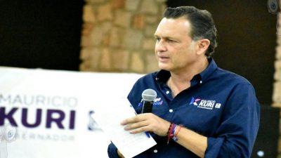 Querétaro saldrá adelante con las micro, pequeña y mediana empresa: Kuri