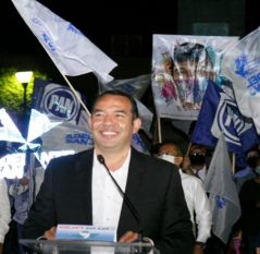 Adelante San Juan, contigo vamos a estar mejor: Roberto Cabrera