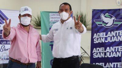 Mi gobierno emprenderá una cruzada contra las adicciones: Roberto Cabrera