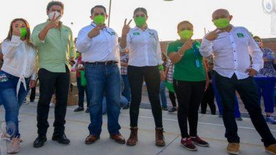 Secretaría del Medio Ambiente y salario verde propone candidato del PVEM en SJR