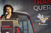 """Presentan candidatos del PRI Plan Integral de Movilidad """"TransporQuerétaro"""""""