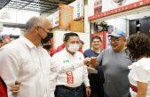 Pepe Calzada acompaña a candidatos del PRI en recorrido por SJR