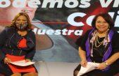 Celia Maya se comprometió a tener un eficiente del sistema de justica en el Estado