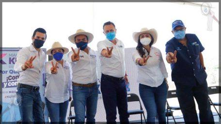 En Pedro Escobedo demostraremos como sí salir adelante: KURI