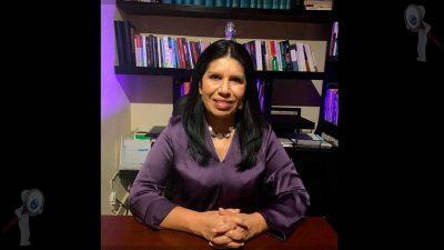 Mary Ibarra convoca a ciudadanos a votar por el PES
