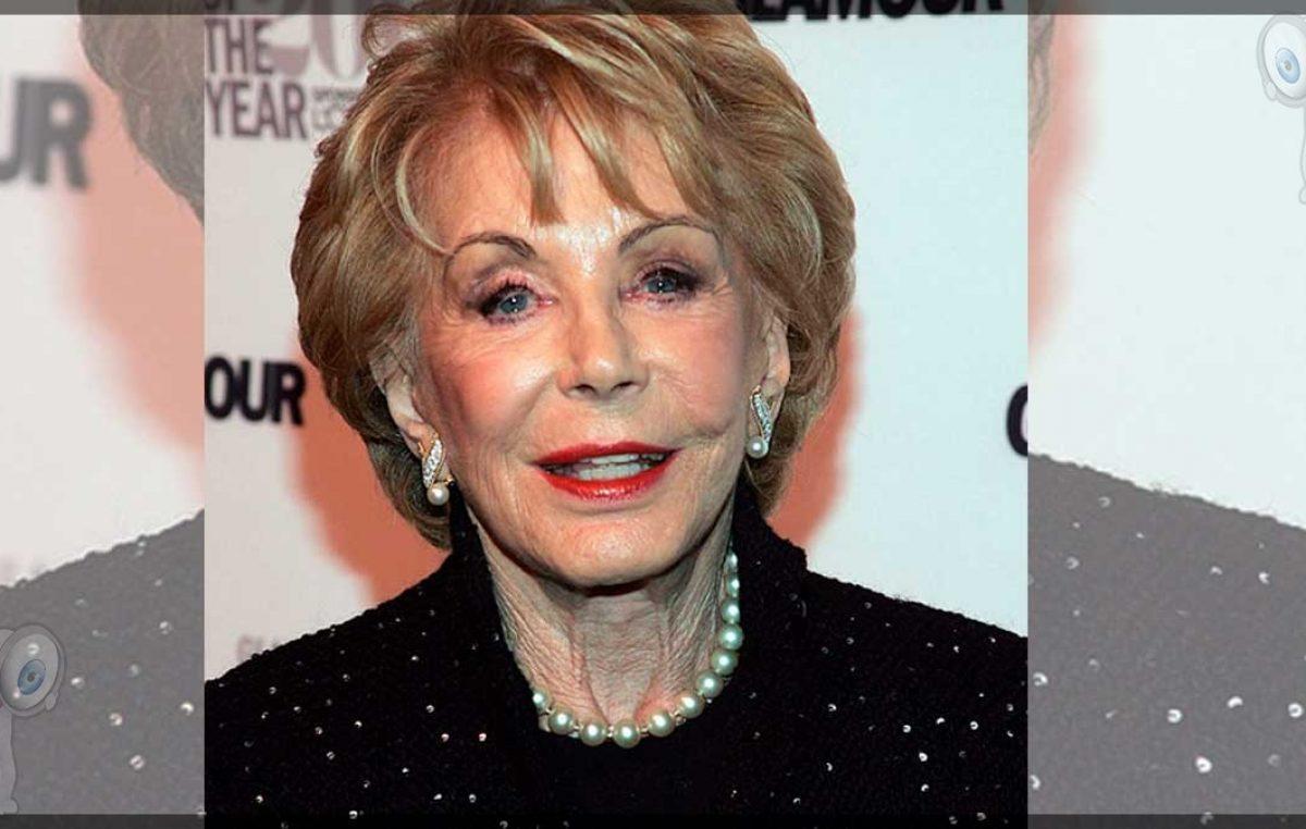 Murió Anne Douglas, la viuda de Kirk, a los 102 años