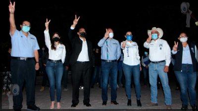 Equipo de Acción Nacional va por victoria en San Juan del Río