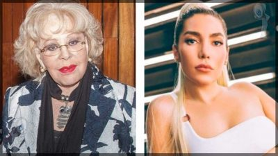 Silvia Pinal reacciona a la acusación de Frida Sofía
