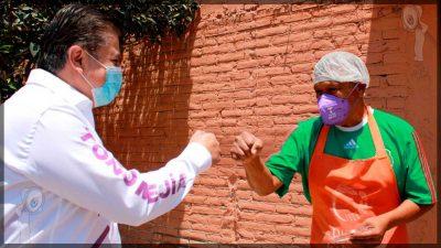 En Tequisquiapan el cambio no se detiene: Toño Mejía