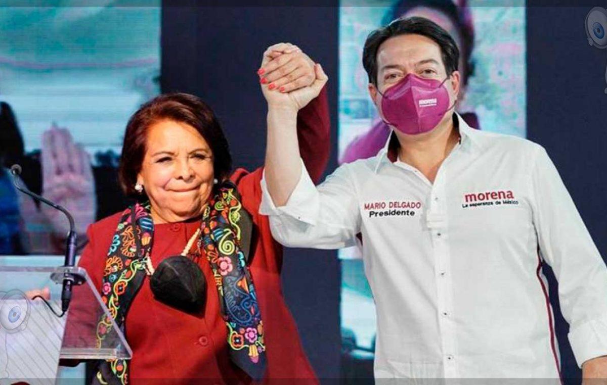 Celia Maya propone una campaña positiva, abierta, dialogante e inclusiva