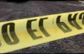 Ataque armado deja dos muertos, uno de ellos era policía estatal