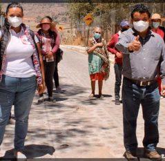 Necesitamos apoyar a las mujeres de Huimilpan: Rubén Luna