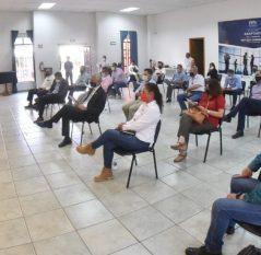 Apostaremos a los jóvenes para que SJR crezca: Gustavo Nieto Chávez