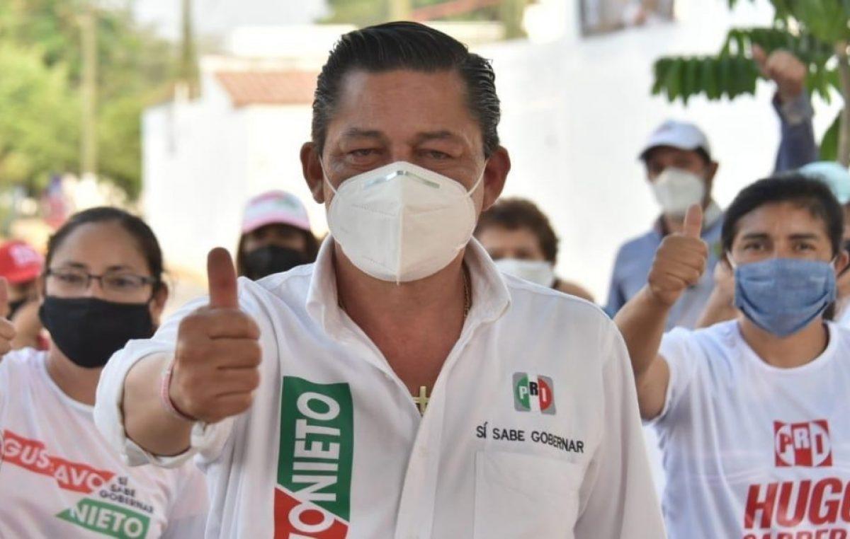 Reta Gustavo Nieto Chávez a Roberto Cabrera a debate público