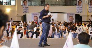 Es momento de proteger a Querétaro: Mauricio Kuri