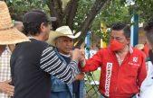 Se compromete Gustavo Nieto a reabrir balnearios y bombitas en San Pedro Ahuacatlán