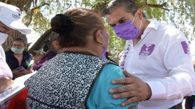 Toño Mejía ofrece un gobierno integral y cercano