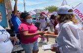 Propone Rosy Sinecio transparencia en los recursos públicos