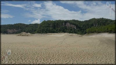 Sequía afecta a 27 estados de la República Mexicana
