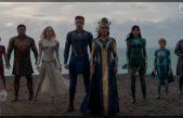 """Marvel sorprende con tráiler de """"Eternals"""""""