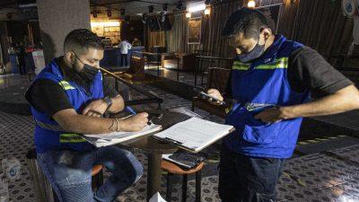 Suman mil 129 suspensiones realizadas por la Unidad Especial Anti-COVID-19