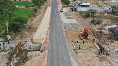 Continúa la modernización de la Carretera Estatal 200